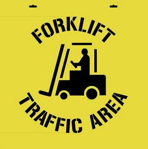 Forklift Traffic Area