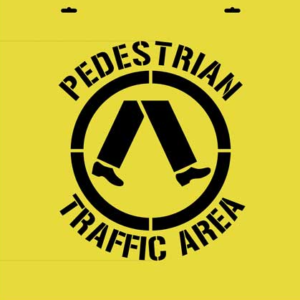 Pedestrian Traffic Area